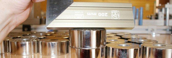 big neodymium magnet ring