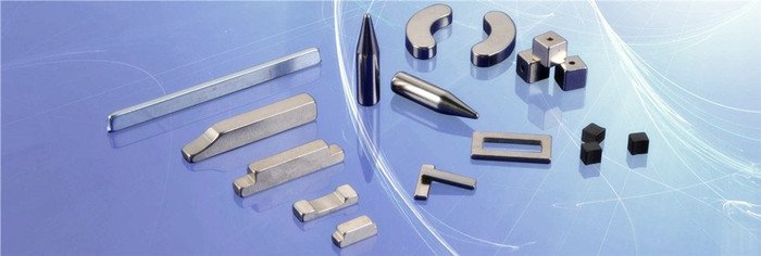 custom shaped permanent magnets