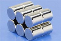 Custom Small Disc Cylinder Rod Permanent Neodymium Magnets Wholesale