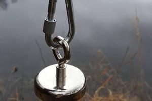 neodymium magnet fishing for treasure hunters