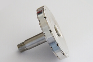 custom magnetic shaft for motors