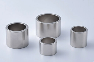 radial ring magnets for motors