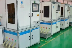 Automatic Inspection Machine for magnet manufacturing