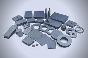 custom ferrite magnets