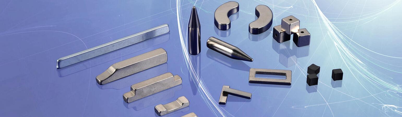 custom shape permanent magnet supplier