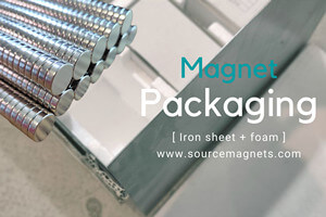 how to pack magnets for shipping